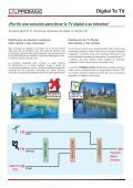 Digital To TV: Â¡200 programas de television en DVB-T! - GELEC (HK) - Page 2