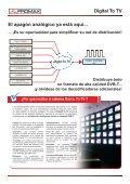 Digital To TV: Â¡200 programas de television en DVB-T! - GELEC (HK) - Page 3