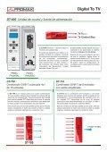 Digital To TV: Â¡200 programas de television en DVB-T! - GELEC (HK) - Page 7