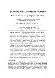 Portfólio Reflexivo Eletrônico na Unidade Educacional de Prática ...