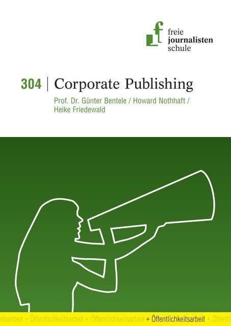 Corporate Publishing - Freie Journalistenschule