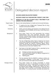 PAPER … - Isle of Wight Council