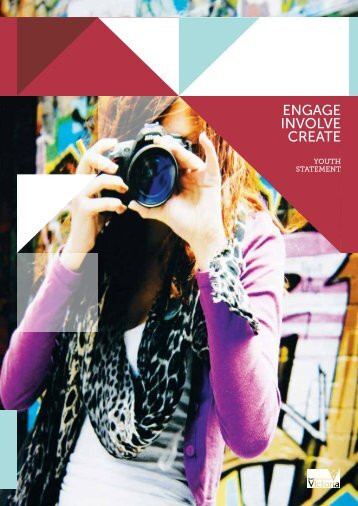 Youth Statement: Engage Involve Create - Central Highlands PCP
