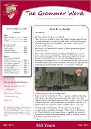 31012013 - Ipswich Grammar School