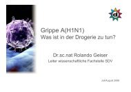 Influenza A(H1N1)PLAN-1 - Drogoserver.ch