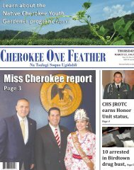 10 arrested in Birdtown drug bust, Page 5 CHS JROTC earns Honor ...