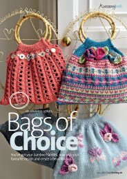 Accessoryknit - Simply Knitting