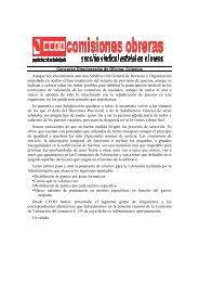 Información de la Sección Sindical del Ministerio de Empleo y ...