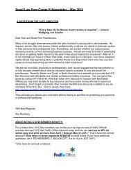 Printable Format - New York City Bar Association