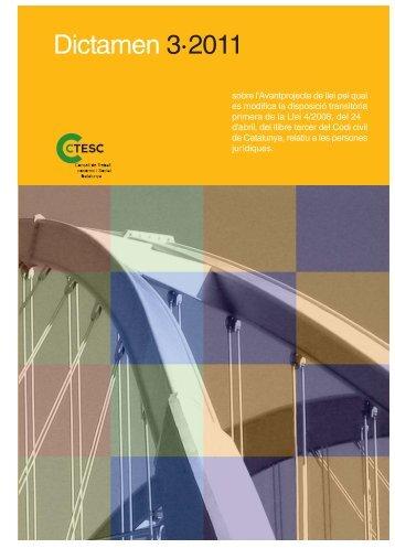 Dictamen 3-2011.FH11 - ctesc