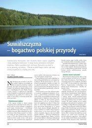 Suwalszczyzna – bogactwo polskiej przyrody