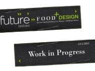 Beskrivelsen af designprocessen - Food Plus Design