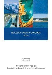 NUCLEAR ENERGY OUTLOOK 2008