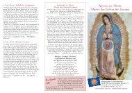 Novene zu Maria Mutter des Lebens für Europa - Kostbare Kinder