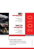 P R I M A Roller - Oechsle Display Systeme GmbH - Page 6