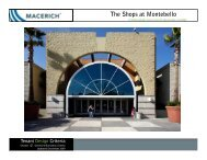 The Shops at Montebello - Macerich
