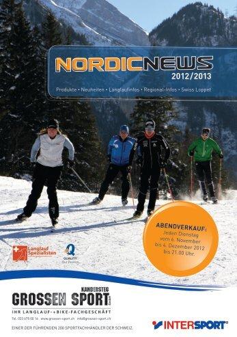 "Die ""Nordic News 2012 / 2013"" - Grossen Sport"