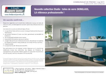 rev tement mural magn tique toile de verre bicolore. Black Bedroom Furniture Sets. Home Design Ideas