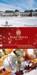 weihnachtliche - Park Hotel Bremen