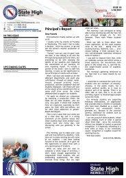 Humanities News - Brisbane State High School