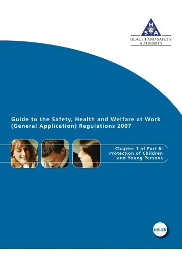 Protection of Children and Young Persons - Health and Safety ...