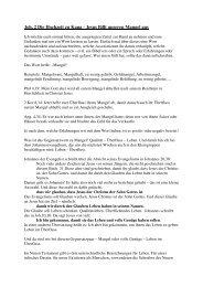 2006-02-11 Die Hochzeit zu Kana - FeG Wienhausen