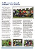 The Globe - Issue 02 - School of Public Health and Community ... - Page 4