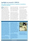 The Globe - Issue 02 - School of Public Health and Community ... - Page 6