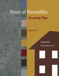 Bernalillo - MFA - Housing New Mexico