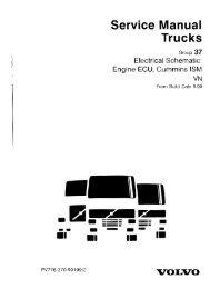 Engine ECU, Cummins ISM