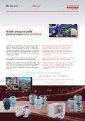 Kabelverschraubungen • Kabelschutzschläuche ... - AP Technology - Page 2