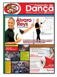 Ed. 052 - Agenda da Dança de Salão