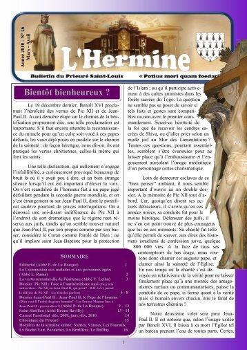 L'Hermine nº 26 - La Porte Latine