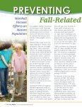 PREVENTING FALL-RELATED INJURIES - Marshall Hospital - Page 4