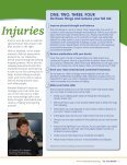 PREVENTING FALL-RELATED INJURIES - Marshall Hospital - Page 5