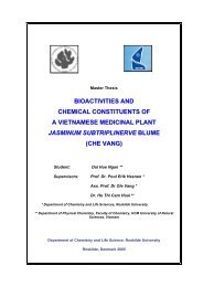 bioactivities and chemical constituents of a ... - ResearchGate