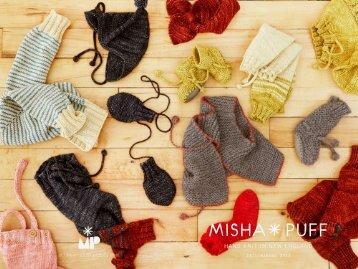 fall/winter 2012 - Misha and Puff