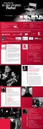 Programmheft 2010 - Freunde und Förderer der Musik in ...