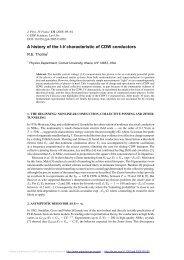 PDF (73.19 KB) - Journal de Physique IV