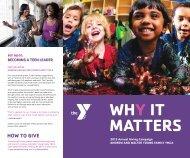 hOw tO Give - YMCA of Metro Atlanta