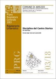 Comparto 3 - Comune di Arezzo
