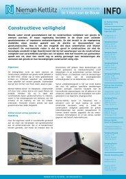 Constructieve veiligheid - Nieman Raadgevende Ingenieurs