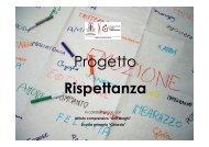 Progetto Rispettanza - Comune di Reggio Emilia