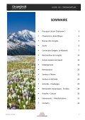 Guide de l'Utilisateur - Chamonix Congrès - Page 2