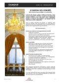 Guide de l'Utilisateur - Chamonix Congrès - Page 5