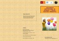 Folheto e Ficha de Inscrição - Universidade do Minho