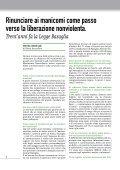 Rinunciare ai manicomi come passo verso la liberazione nonviolenta - Page 4