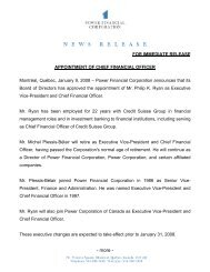 Download - Power Financial Corporation
