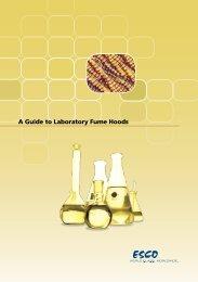 A Guide to Laboratory Fume Hoods - Esco