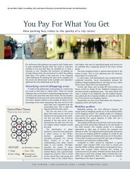 You Pay For What You Get, by Ian Betts and Sjoerd Stienstra